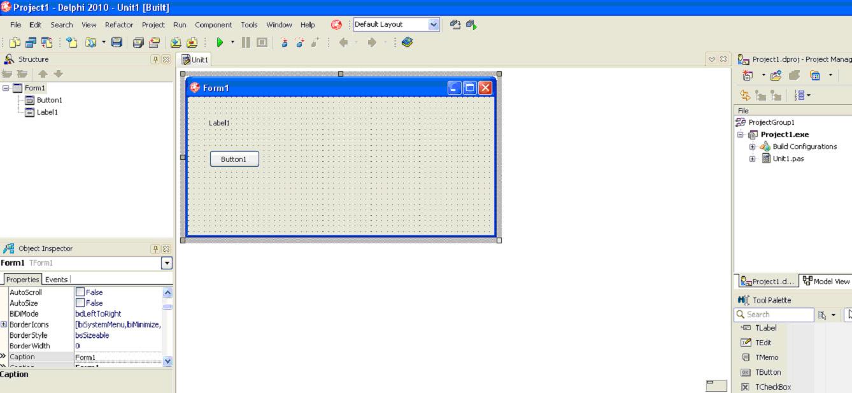 Delphi  An example of event programming    BestProg