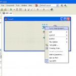 C++ Builder редактор отчетов рисунок