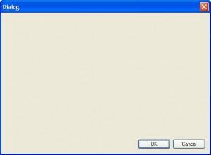 Visual C++. Шаблон MFC Application. Форма, которую нужно создать