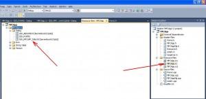 Visual C++. Шаблон MFC Application. Вызов списка имен ресурсов приложения