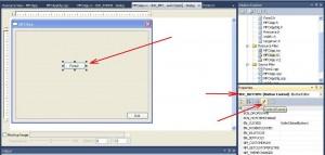 Visual C++. Шаблон MFC Application. Список событий из вкладыша Control Events элемента управления IDC_BUTTON1