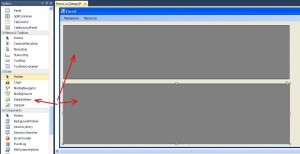 Visual Studio элемент управления DataGridView