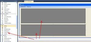 MS Visual Studio C# Елементи управління DataGridView