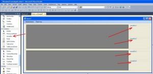 C# Windows Forms Елемент управління GroupBox