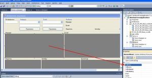MS Visual Studio Событие CellEnter элемента управления dataGridView1