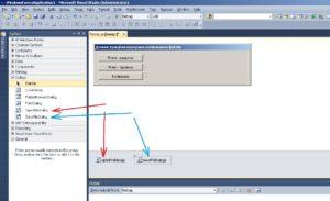 C# Windows Forms Елементи управління OpenFileDialog SaveFileDialog