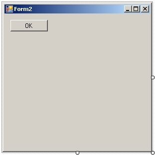 C# Windows Forms Форма Form2
