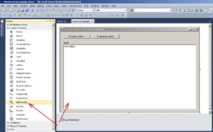 C# Windows Forms Элемент управления RichTextBox