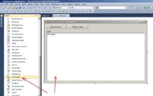 C# Windows Forms Елемент управління RichTextBox