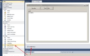 C# Windows Forms control OpenFileDialog