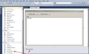 C# Windows Forms Элемент управления OpenFileDialog
