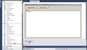 C# Windows Forms Елемент управління OpenFileDialog