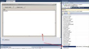 C# Windows Forms Подія TextChanged елемента управління richTextBox1