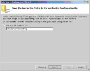 MS SQL Server база даних з'єднання Connection String