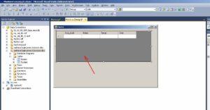 MS SQL Server Елемент управління типу DataGridView