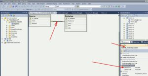 SQL Server база данных свойство DeleteRule значение Cascade