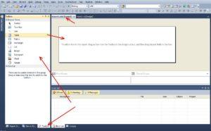 C# - Windows Forms. Панель ToolBox з інструментами для звіту