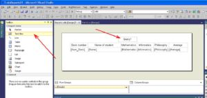 "C# Report Viewer control title ""Query1"""