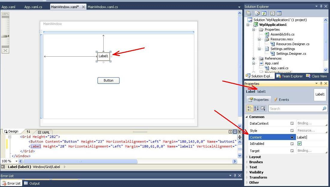 C#  WPF-application  Example | BestProg