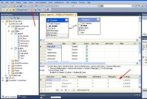SQL Server виконати запит