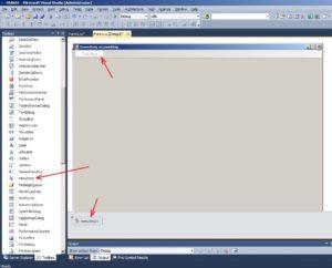 C# Windows Forms Элемент управления MenuStrip