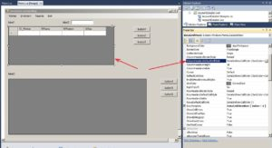 C# - Windows Forms. Властивість ColumnHeadersDefaultCellStyle