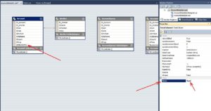 C#. База даних Microsoft Access. Розрахункове поле. Властивість Name
