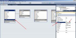 C# Windows Forms База данных Свойство DataType