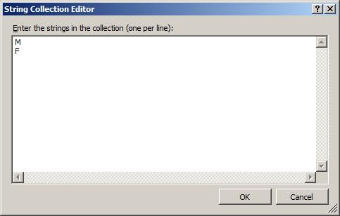 C# - Windows Forms. Властивість Items елементу управління comboBox1