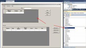 C# Windows Forms. Событие CellEnter элемента управления dataGridView1