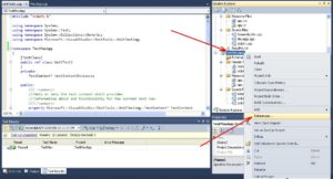 MS Visual Studio - C++ references window assemblies