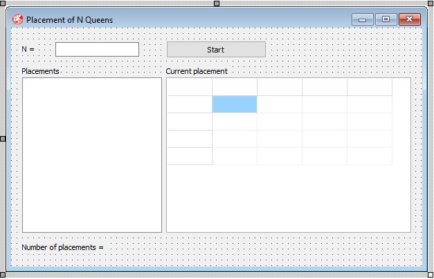 Delphi. VCL Forms Application. Main form